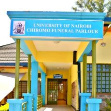 Welcome to UoN Chiromo Funeral Parlour