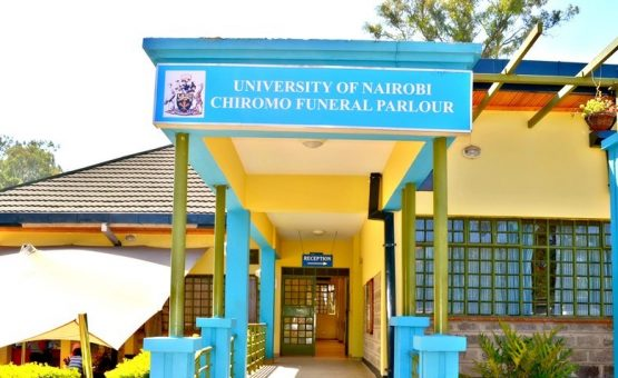 The Chiromo Funeral Parlor